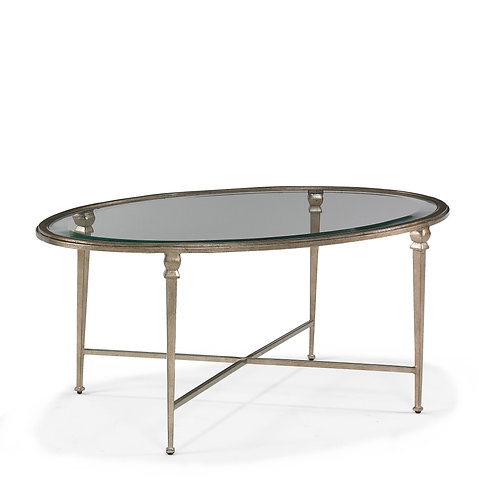 CTH - Diego Oval Cocktail Table