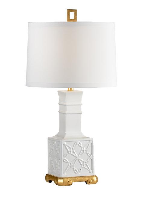Lila Lamp - White