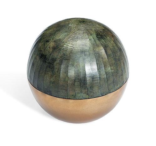 Faye Large Sphere Sculpture