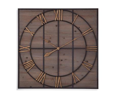 BMIS - Eldridge Wall Clock