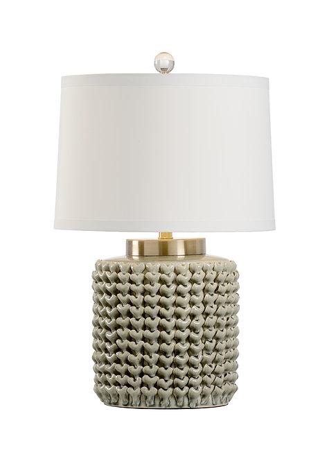 Sweater Lamp - Gray