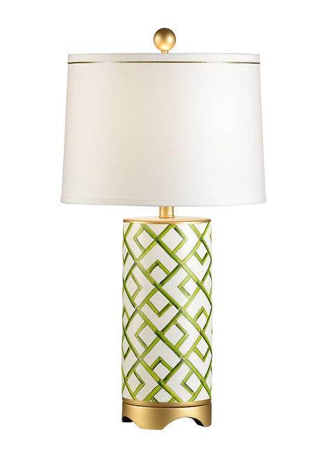 Bamboo Squares Lamp