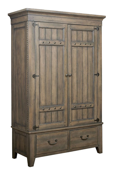 SIMMONS ARMOIRE PACKAGE