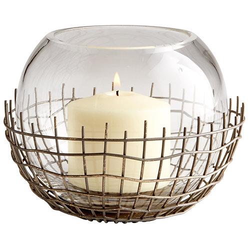 CD - Medium Silk Candleholder