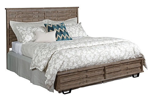 PANEL BED FOOTBOARD 6/0-6/6