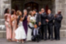 Whitby Castle Wedding; Rye, NewYork