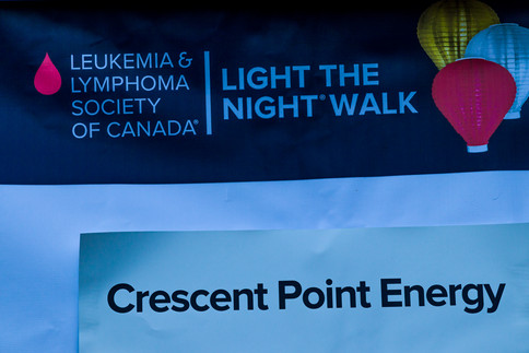 Light the Night Walk (Leukemia & Lymphoma Society)