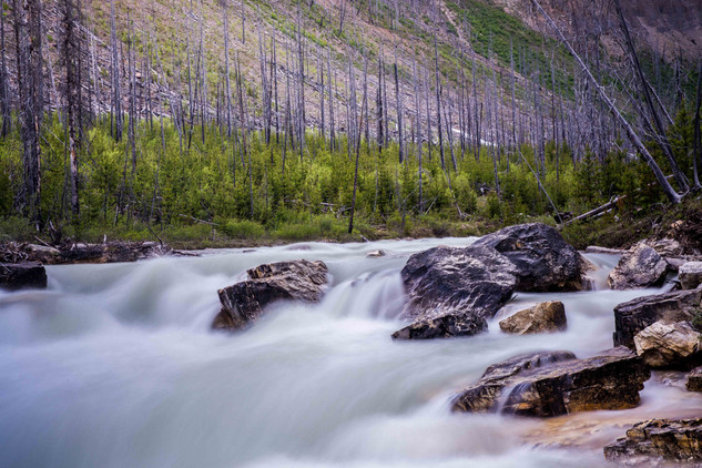 Upstream in Marble Canyon