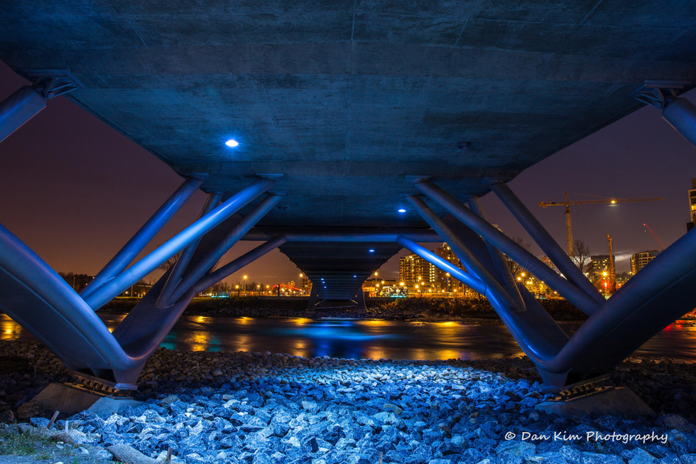 Calgary Commercial Photography - St. Patrick's Island