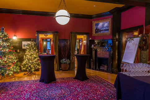 Christmas at Lougheed House (The Misson Room)