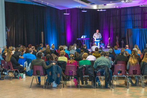 Advance Church Launch (Calgary)