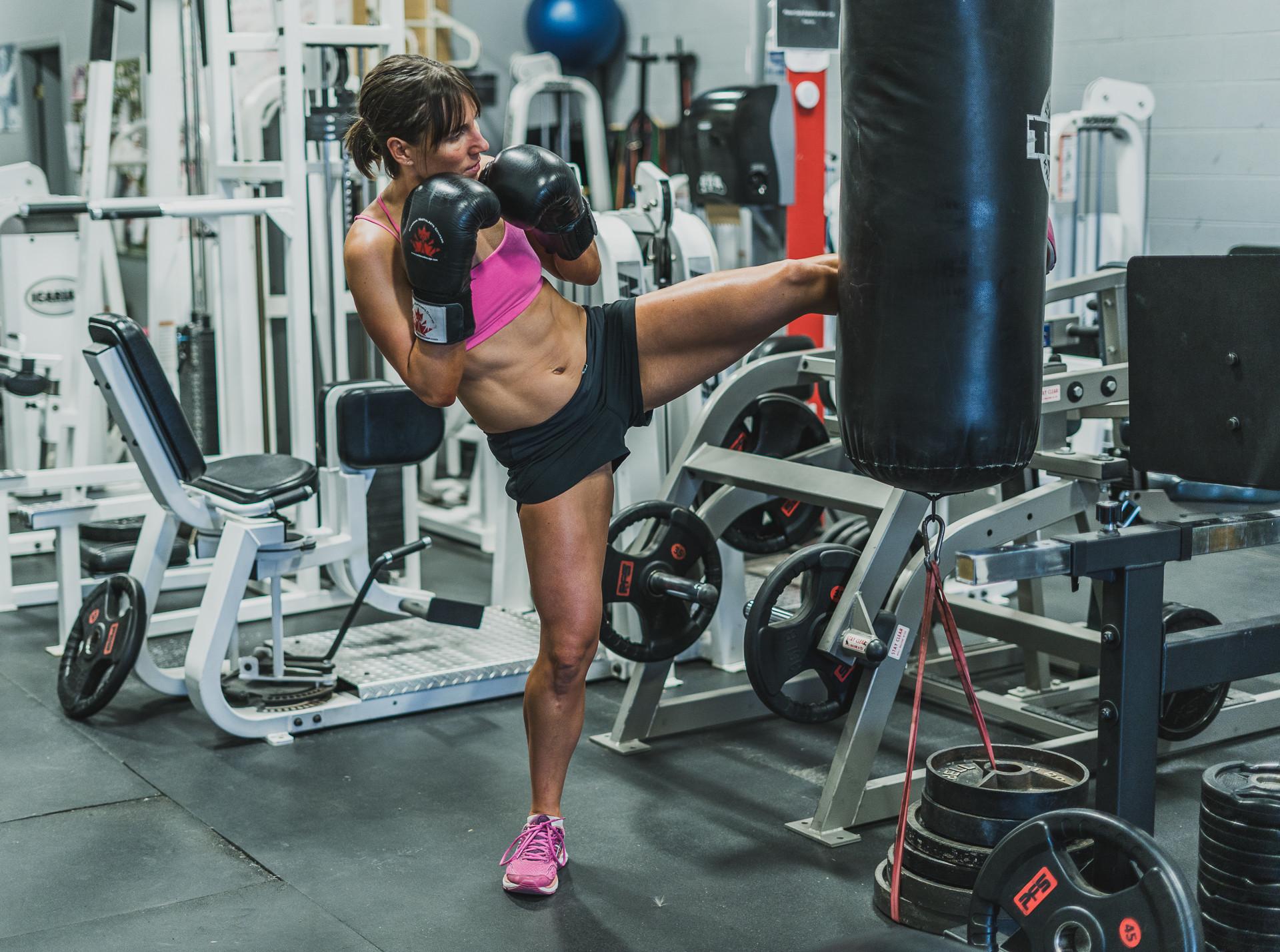 Calgary Sports Photographer, Fitness and Health photoshoot