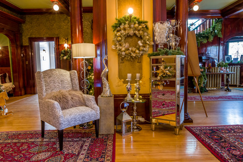 Lougheed Christmas Event (Drawing Room by CSS Designs)