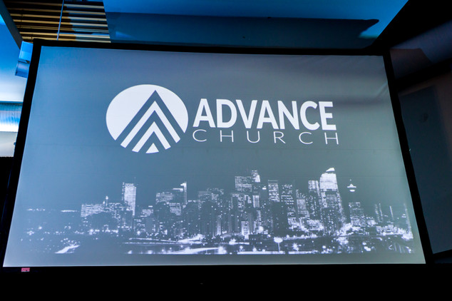 Advance Church Launch (Calgary)