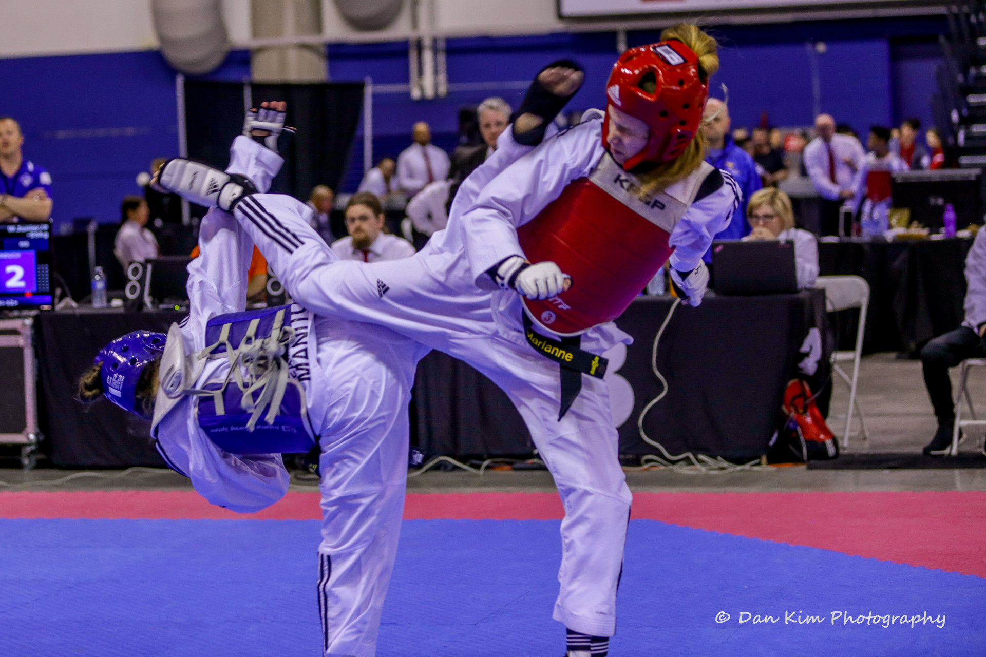 Calgary Sports Photographer, Canadian National TaeKwondo Championships University of Calgary
