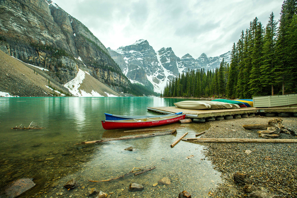 Calgary Landscape Photographer - Commercial prints - Lake Louise - Moraine Lake