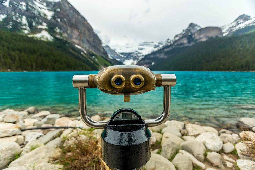 Calgary Landscape Photographer - Commercial prints - Lake Louise