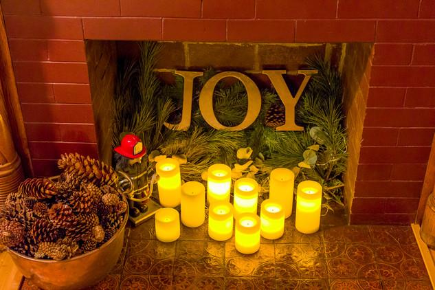 Christmas at Lougheed House (The Senators Study)