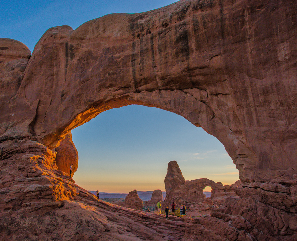Calgary Landscape Photographer - Commercial prints - Utah Arches National Park