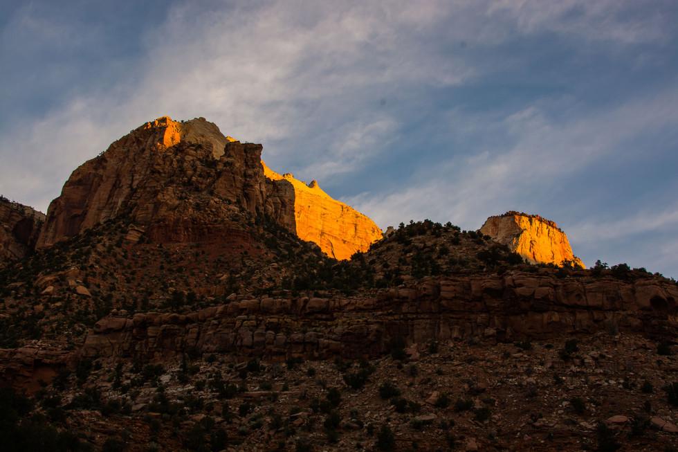 Calgary Landscape Photographer - Commercial prints - Zion National Park