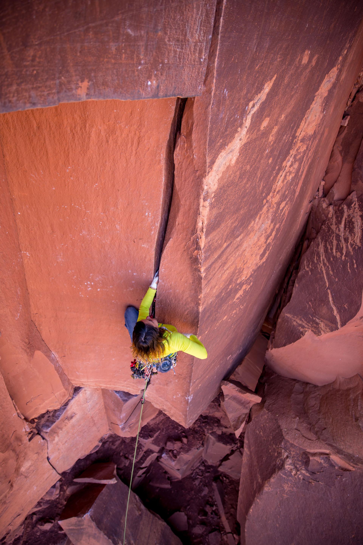 Calgary Adventure Photographer, Focus On Why Media - Rock Climbing