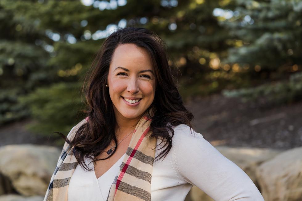 Calgary Non-profit charity, Gems for Gems Headshot. Jordan Guildford
