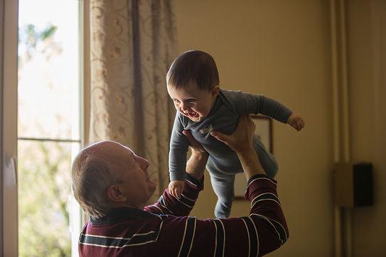 Calgary Legacy Film, Grandparents, Grandchild, Biographical film