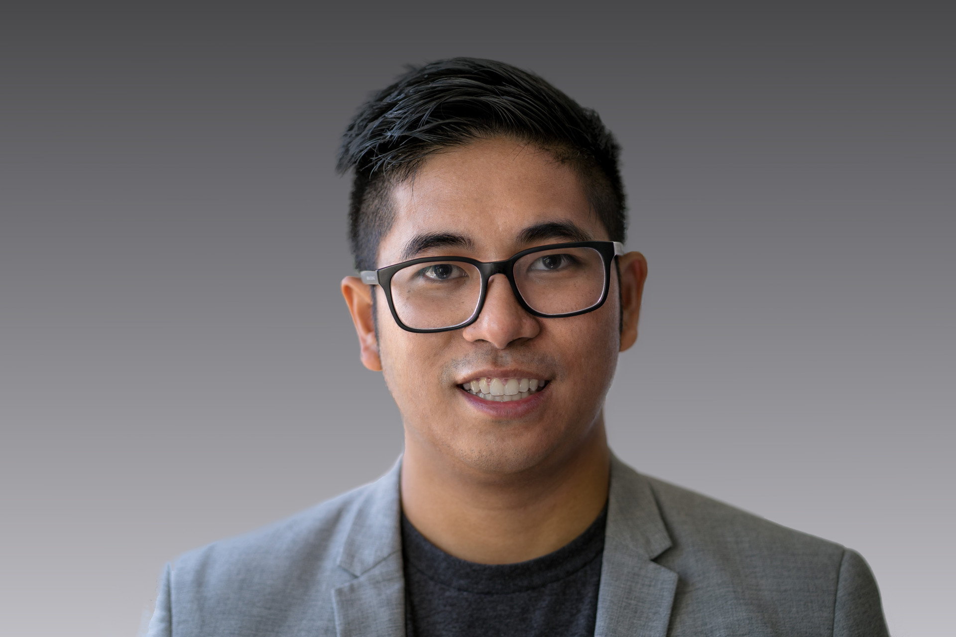 Calgary headshot, Real Estate Investor. Blake Petilos