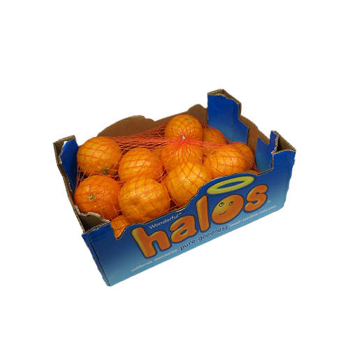 Halo Clementines