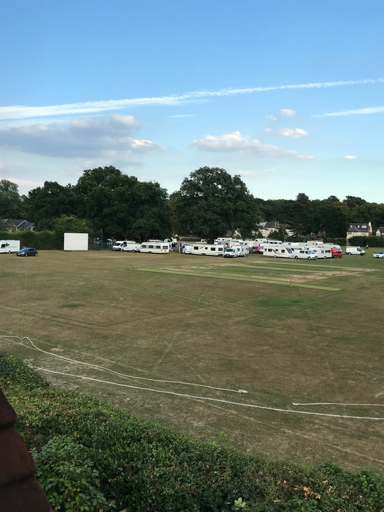 Cost of the Traveller Incursion on Claygate Recreation Ground