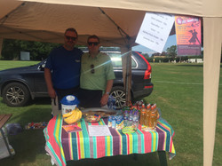 Claygate 5 CRGT stall