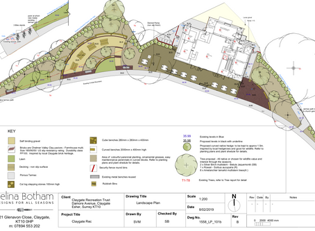 Planning application for the Claygate Community Clubhouse
