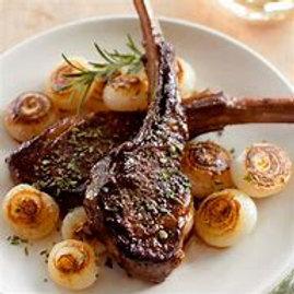 Lamb Rib Chops (4 Chops per package)