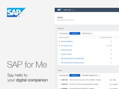 SAP for Me