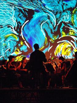 Concert diachromique avec Vanderbilt Music Academie