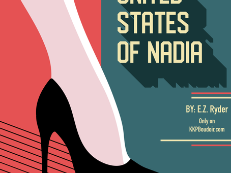 United States of Nadia • Chapter One