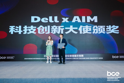 戴尔全球科技创新大使 DELL Innovation Ambassador Award