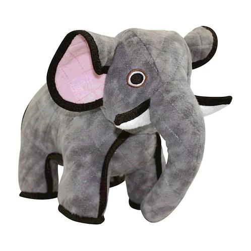 Tuffy Elephant Dog Toy diverse maat