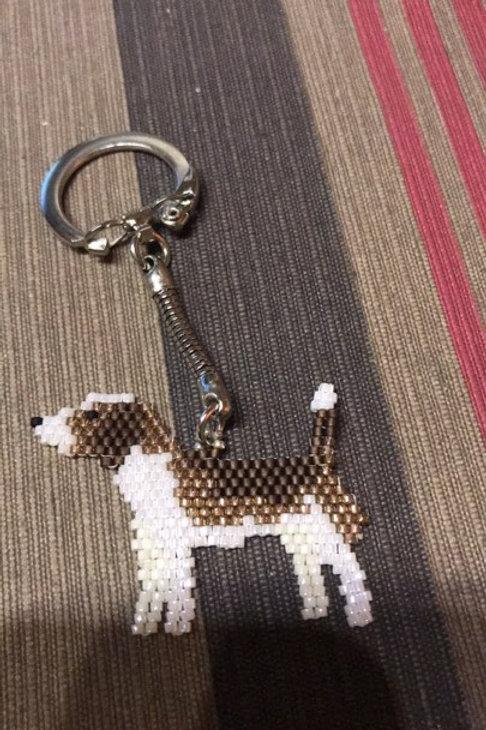 Sleutelhanger hondje