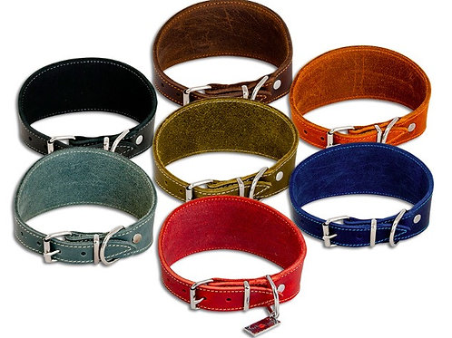 Windhond halsband div kleuren