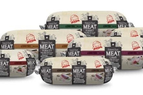 Natural fresh meat 600 gram div smaken