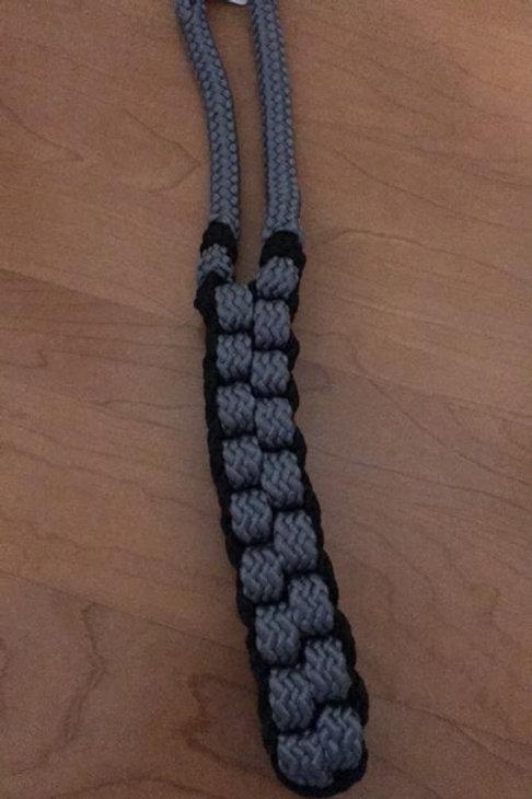 Paracoard 35cm grijs/zwart