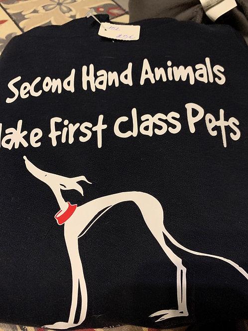 152 second hands ....