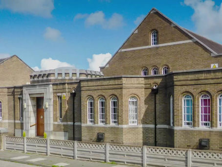 Grange URC Re-Opens for Worship