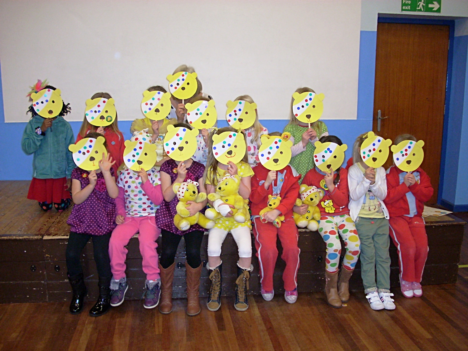 Pudsey Fundraising