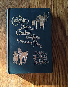 Coaching Days and Coaching Ways by W. Outram Tristram