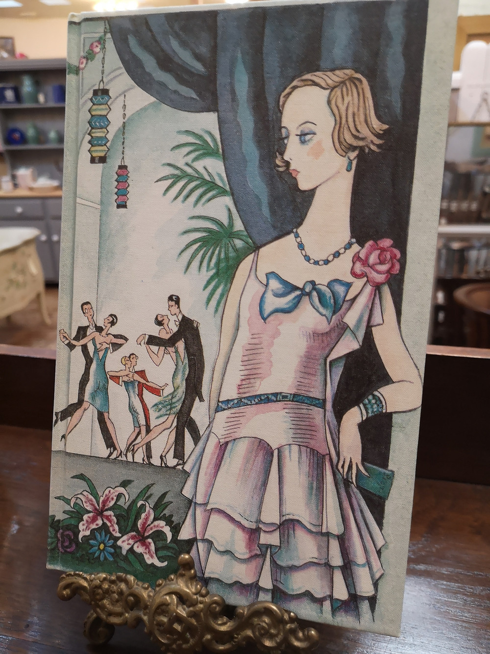 Folio Society edition of The Pursuit of Love by Nancy Mitford