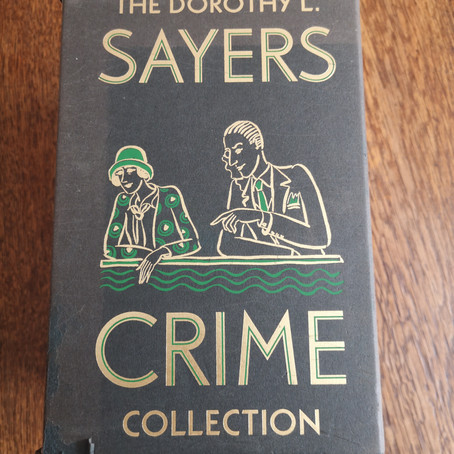 Dorothy L. Sayers: The hen in the Wodehouse