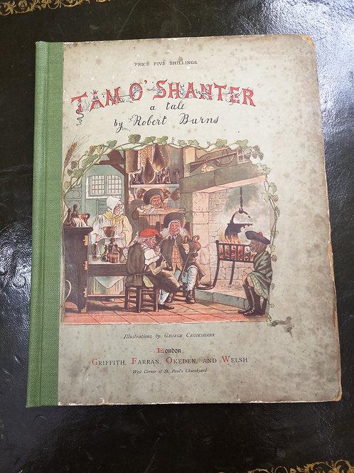 Tam O'Shanter by Robert Burns