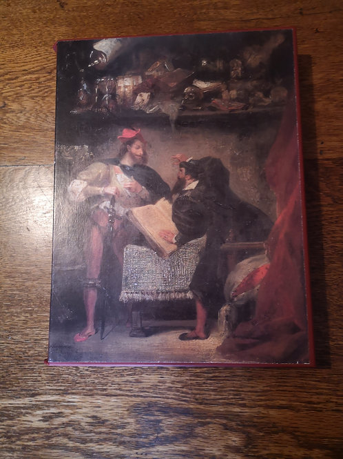 Faust Parts One and Two by Johann Wolfgang Von Goethe